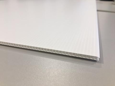 Panneaux PVC alvéolaires – Duoflex- Biprint